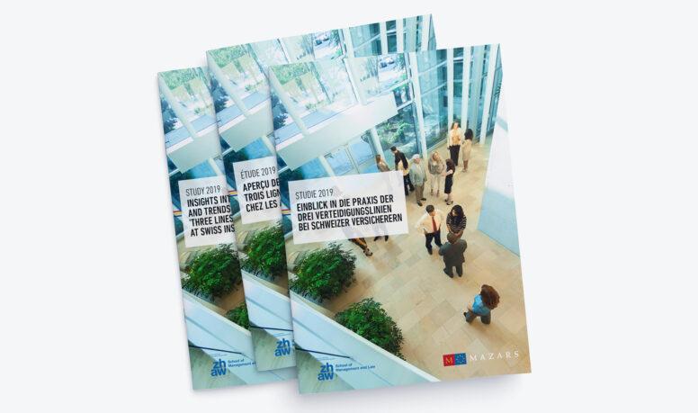 Coverbild – Mazars, Studienbroschüre 2019