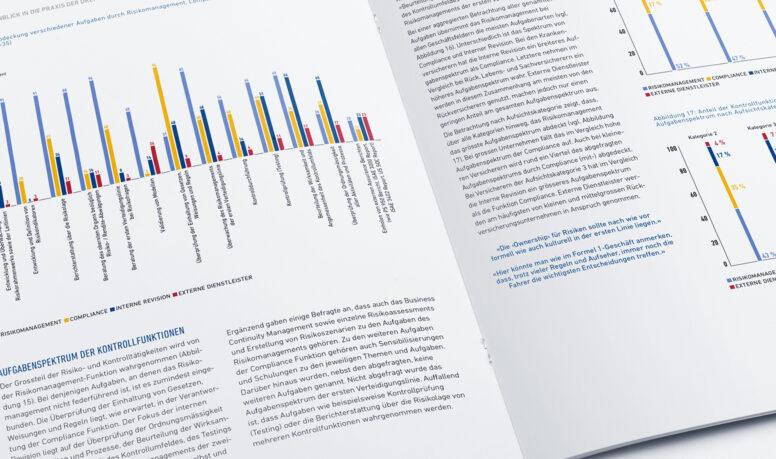 Diagramme - Mazars, Studienbroschüre 2019