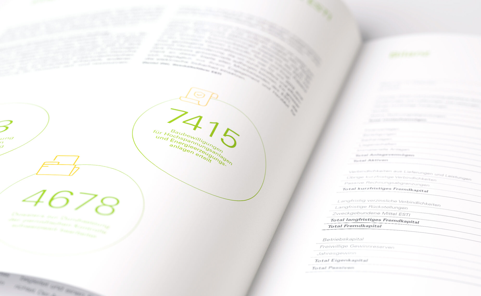 ESTI - Electrosuisse Jahresberichte, Agentur Schmucki